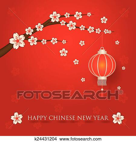 clipart chinese new year background fotosearch search clip art illustration murals