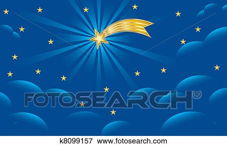 clip art of star of bethlehem christmas background. Black Bedroom Furniture Sets. Home Design Ideas