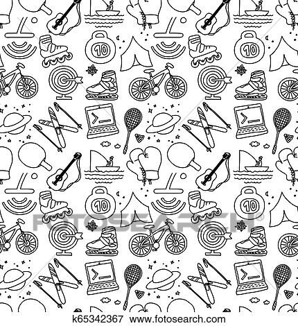 Hobby Icons Stock Illustrations – 20,582 Hobby Icons Stock Illustrations,  Vectors & Clipart - Dreamstime