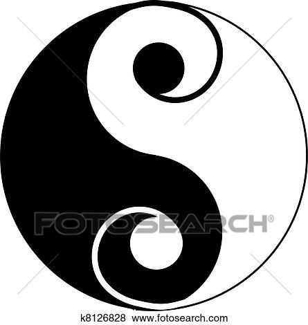 Yin Yang Tattoo Clip Art