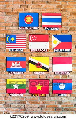 諸国 連合 東南アジア ASEAN(東南アジア諸国連合)の面積、人口、輸出入額など
