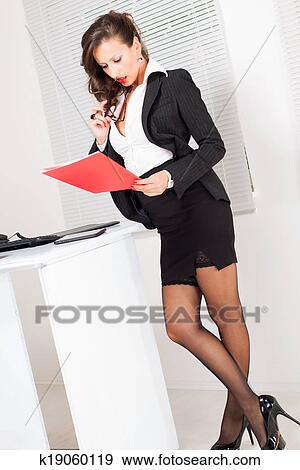 Sexy business woman Nude Photos 99