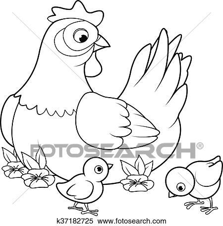 Fantastisch Die Kleinen Roten Henne Malvorlagen Zeitgenössisch ...