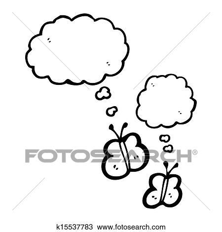 Gedankenblasen blasen