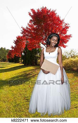 schwarze frau heiraten