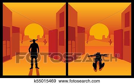 Wild West Background Free Vector Art - (295 Free Downloads)