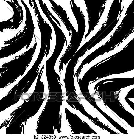 Zebra Print Behang.Zebra Print Behang Clipart