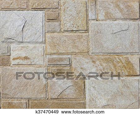 Archivio fotografico pietra pavimentazione texture. estratto