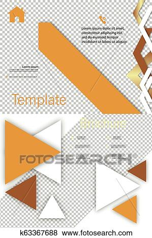 Set Of Cover Design Template Annual Report Cover Flyer