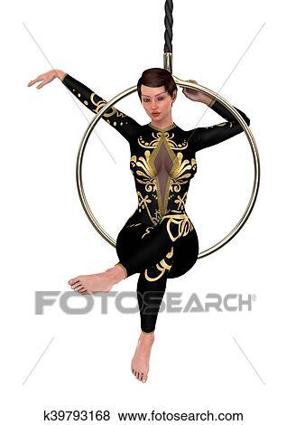 Circus performer photo 6