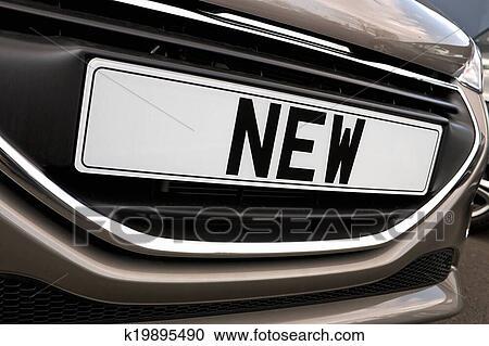 search car registration plates