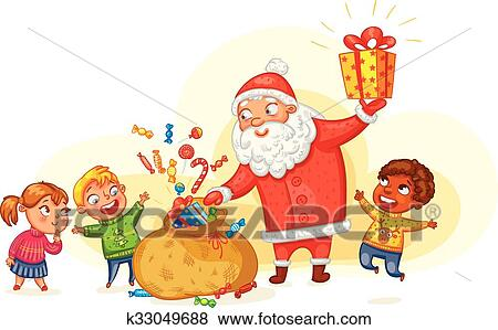 clip art merry christmas and happy new year fotosearch search clipart illustration - Merry Christmas And Happy New Year Clip Art
