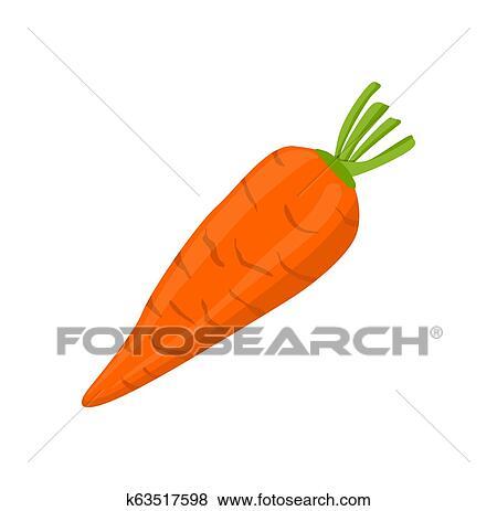 Zanahoria Caricatura Verdura Raiz Aislado Vector Icono Clip Art K63517598 Fotosearch € 4.25 8% de descuento|lindo creativo fresco pastoral caricatura emoji blanco florero hidropónico contenedor. zanahoria caricatura verdura raiz aislado vector icono clip art
