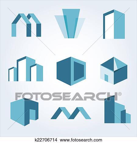 Kresby Budova Nemovitost Ikona Dat K22706714 Hledat