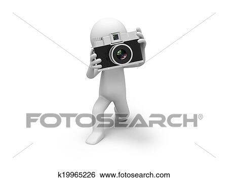 カメラ イラスト K19965226 Fotosearch
