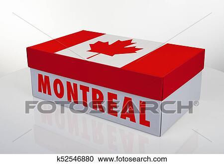 ChaussureÀDrapeau BlancBoîte Clipart Canadien Canadien BlancBoîte ChaussureÀDrapeau Clipart 1JlcFKT