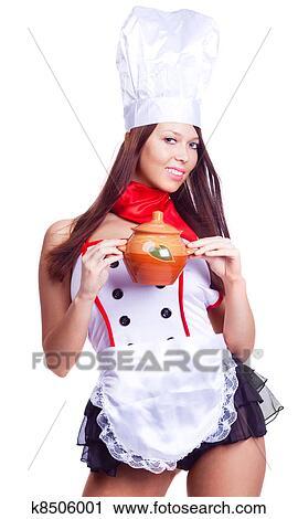 Szexi nagy szakács