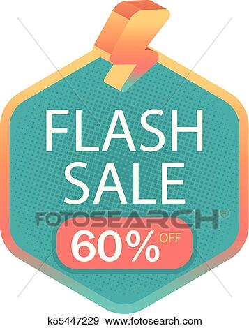 6900676ae Clip Art - Flash Sale 60% Off Bolt Background Vector Image. Fotosearch -  Search