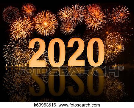 Happy New Year Fireworks 85