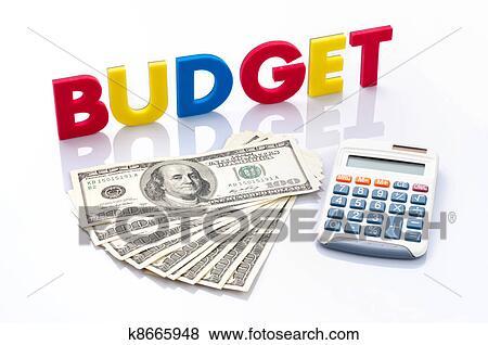 budsjett kalkulator