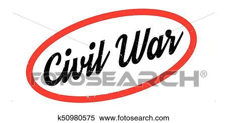 clipart of civil war rubber stamp k50980575 search clip art rh fotosearch com civil war soldier clipart civil war clipart images