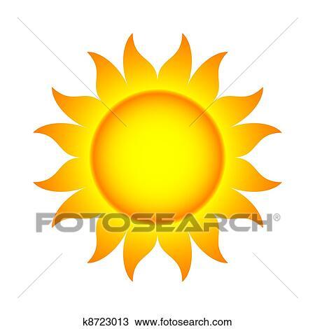 dibujo sol k8723013 buscar clip art ilustraciones de murales