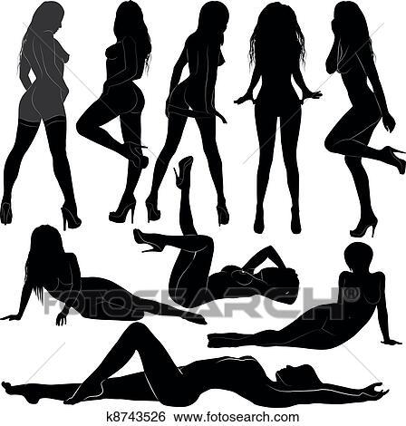 Søk kvinner enkelt