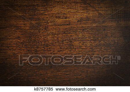 an old vintage dark wooden block texture