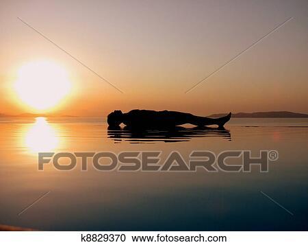 stock photography of savasana pose k8829370  search stock
