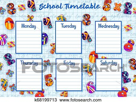Time For School - School On Time Clipart (#3922360) - PinClipart