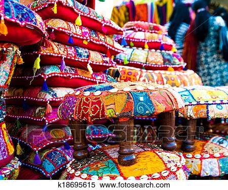 Global Village  Stock Photography