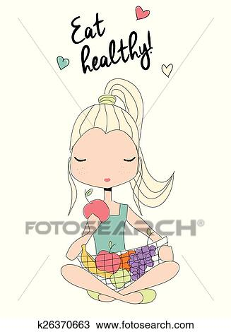 Free Healthy Eating Clipart, Download Free Clip Art, Free Clip Art on  Clipart Library