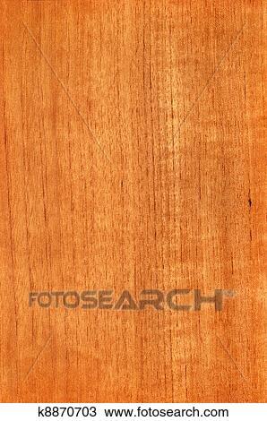Teak Wood Texture Stock Image