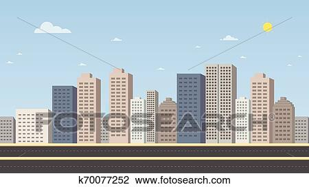 City Building Vector, Building, Background, Night City PNG Transparent  Clipart Image and PSD File for Free Download | City skyline art, City  skyline night, Night city