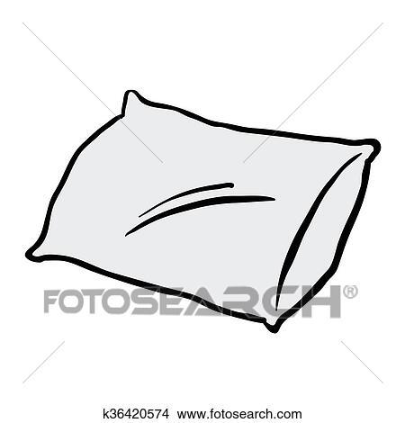 oreiller clipart Clipart   oreiller k36420574   Recherchez des Clip Arts, des  oreiller clipart
