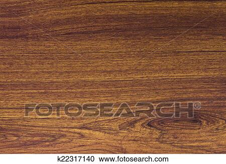 Pattern Detail Of Teak Wood Texture Stock Image