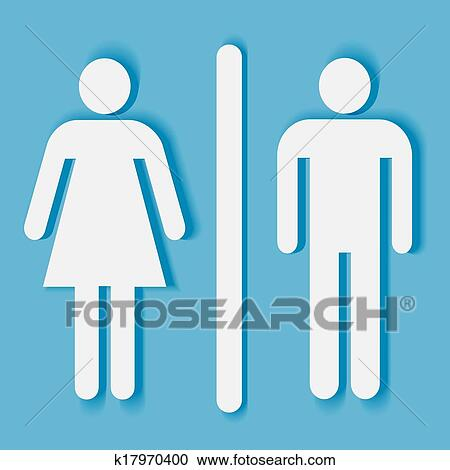 https://fscomps.fotosearch.com/compc/CSP/CSP893/uomo-donna-bagno-simbolo-clipart__k17970400.jpg