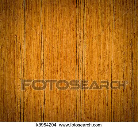 Teak Wood Texture Picture K8954204 Fotosearch