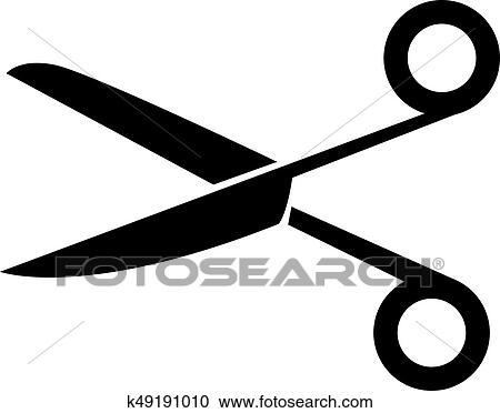Scissors Clipart transparent PNG - StickPNG