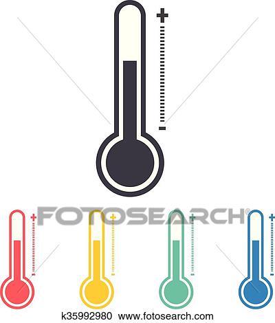 Termometro Icono Clipart K35992980 Fotosearch See more of termometro politico on facebook. termometro icono clipart