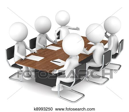 Reunion Clipart K8993250 Fotosearch