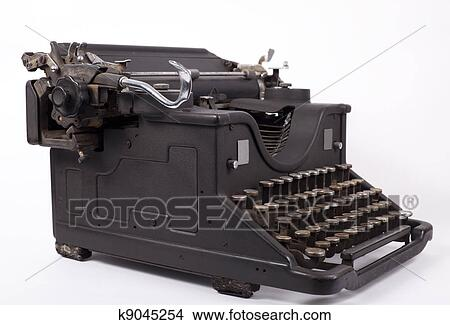 drawings of old typewriter k9045254 search clip art illustrations