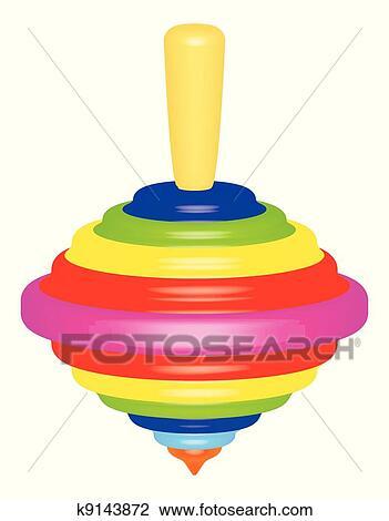 clipart of top toy k9143872 search clip art illustration murals rh fotosearch com top clip art site for teachers top clipart gif