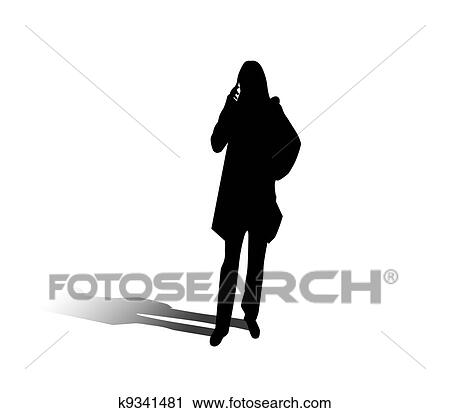 Silhouette Woman Clip art - woman silhouette png download - 1210*1920 -  Free Transparent Silhouette png Download. - Clip Art Library