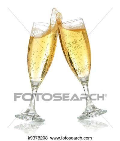 pictures of celebration toast with champagne k9378208 search stock