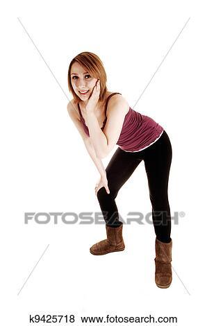 Small teen girl bent over nude pics 215