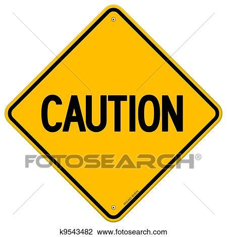 Clipart Achtung Gelbes Zeichen K9543482 Suche Clip Art