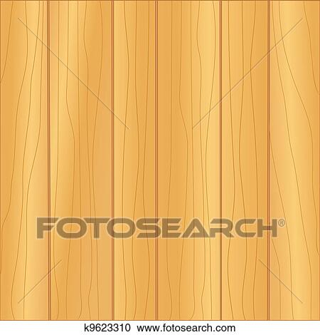 Background Pattern Of Light Wood Paneling Oak Pine Beech Birch EPS8 Compatible