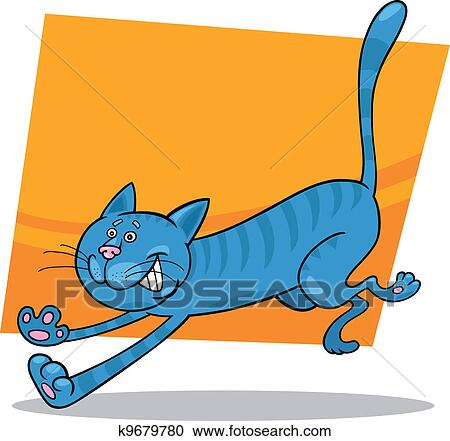 Cats clipart run, Cats run Transparent FREE for download on WebStockReview  2020