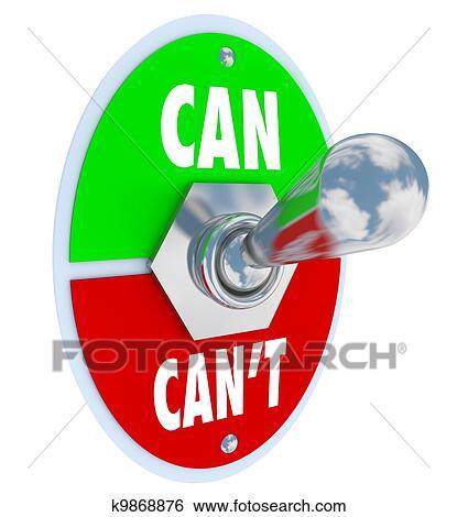 缶 あるいは Cant トグルスイッチ 犯された へ 解決 態度